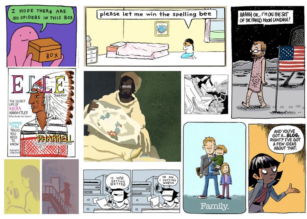 webcomics.
