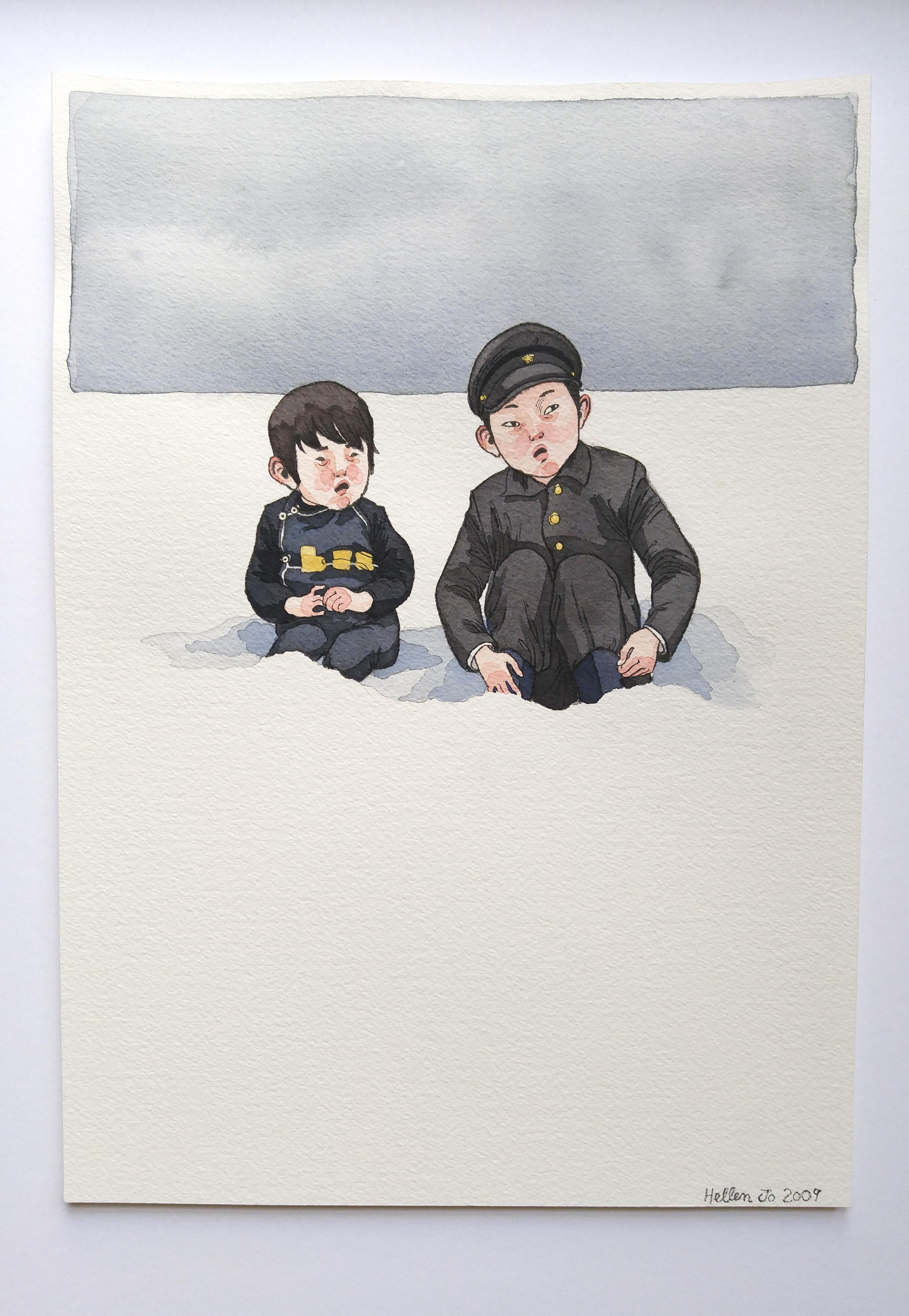 BOY by Hellen Jo
