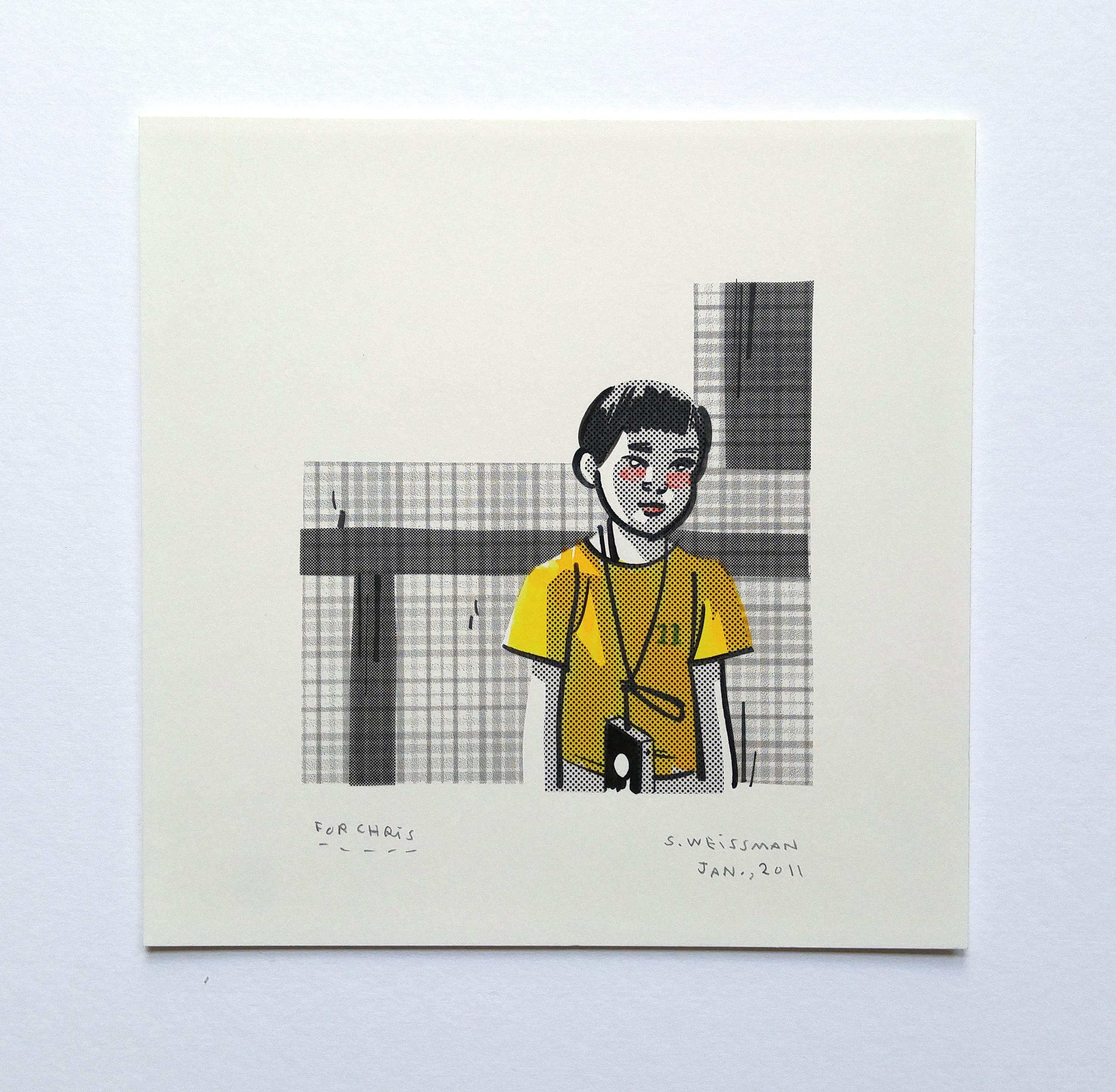 YI YI by Steven Weissman