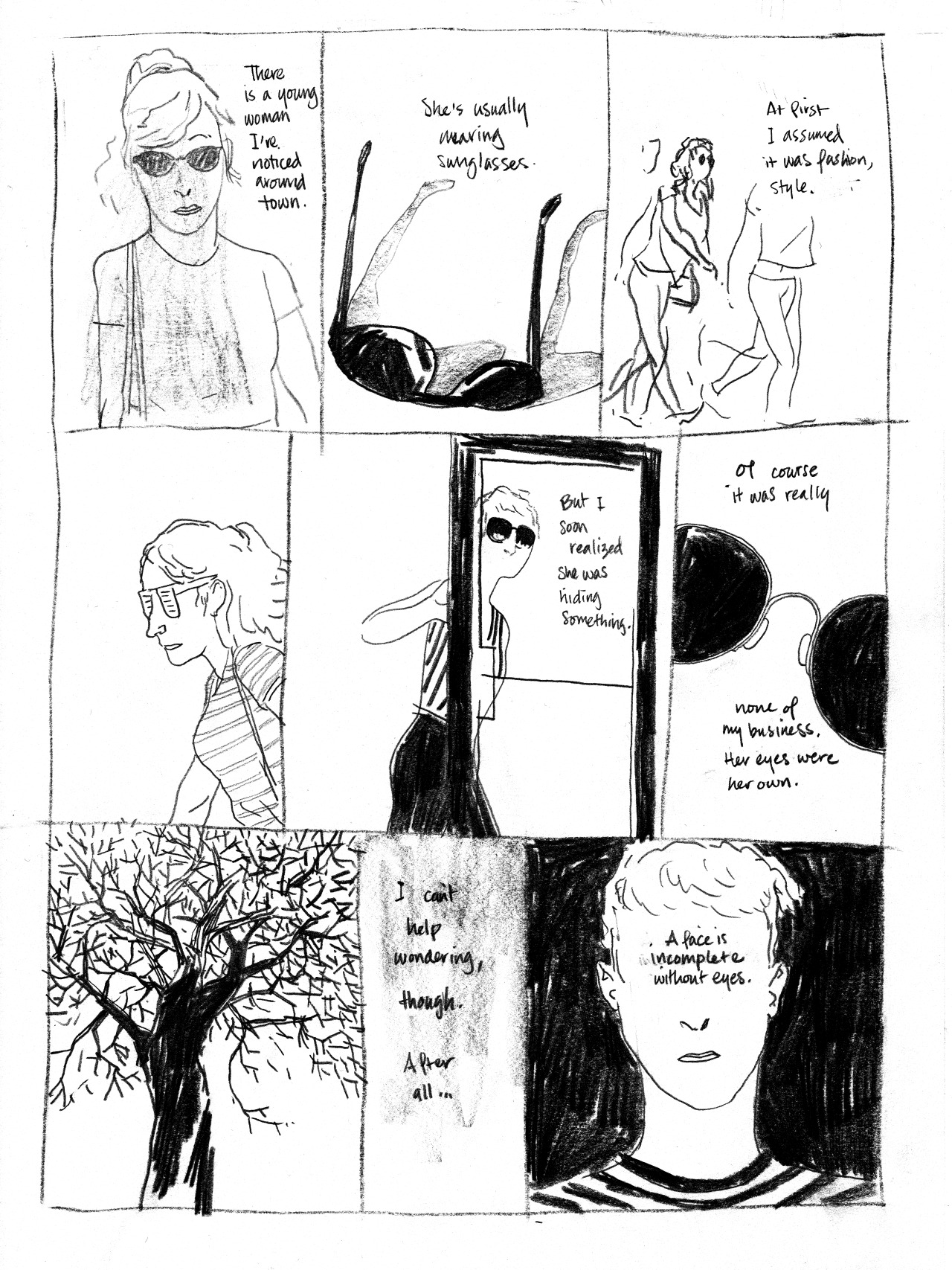 In Pieces: Someplace Which I Call Home (2/4) - Page 1