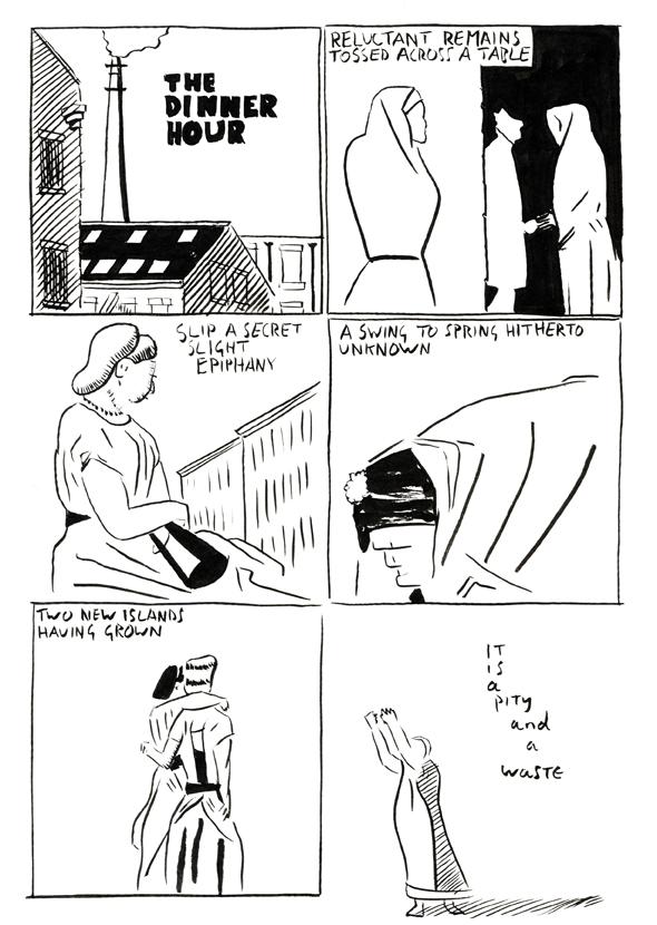 Cottonopolis - Oliver East - Page 1