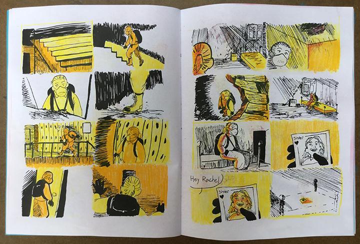 Homesick - Page 1