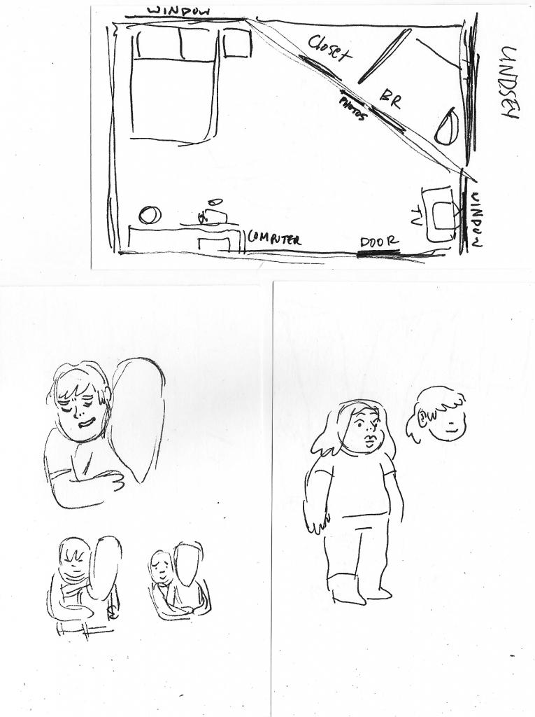 comics map