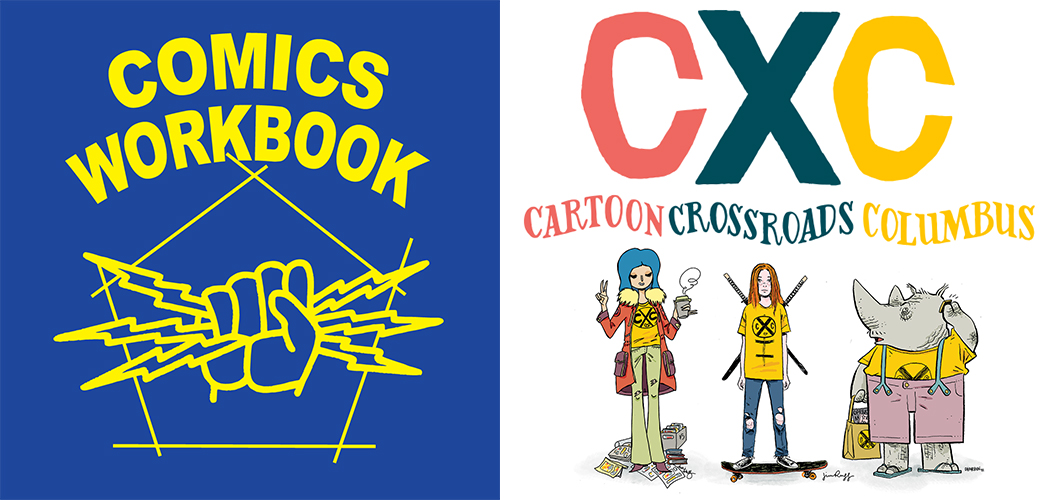 The CXC Comics Workbook Sessions