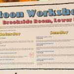 Comics Workbook @ SPX 2016: the Cartoon Workshops