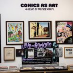 The Fantagraphics 40th Anniversary Party
