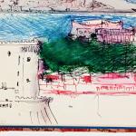 Richard Diebenkorn's Sketchbooks at the Cantor Museum
