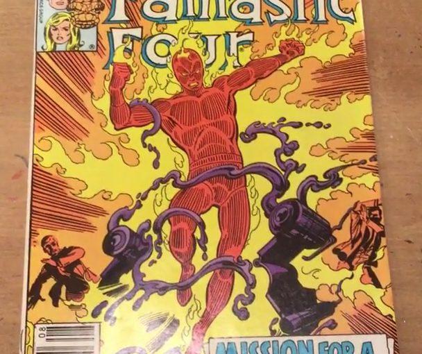 Frank's Comics Corner #1 – Fantastic Four #233