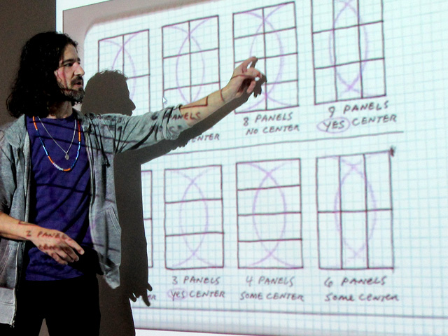 Quick Guide to Frank Santoro's Grid Theories