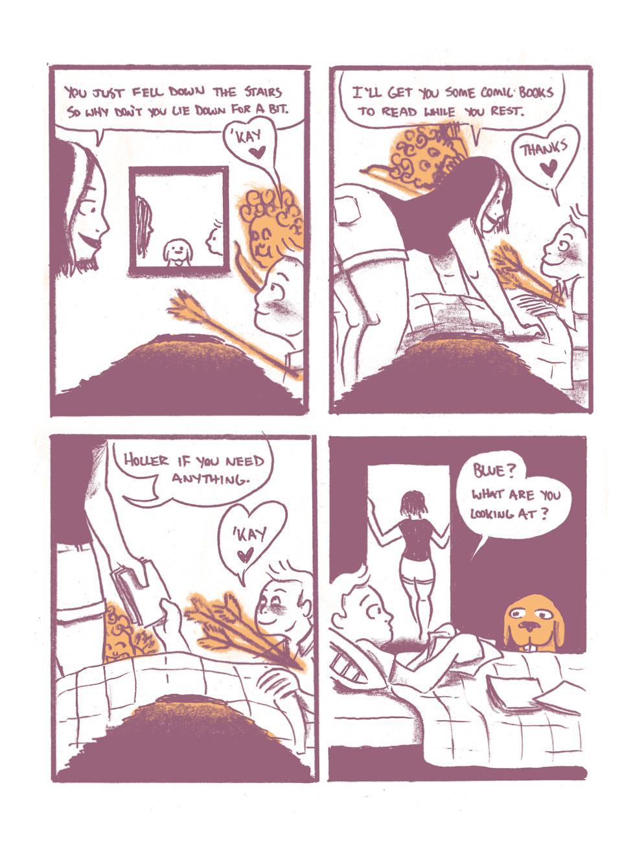 Joanie and Jordie 76-80 - Page 1