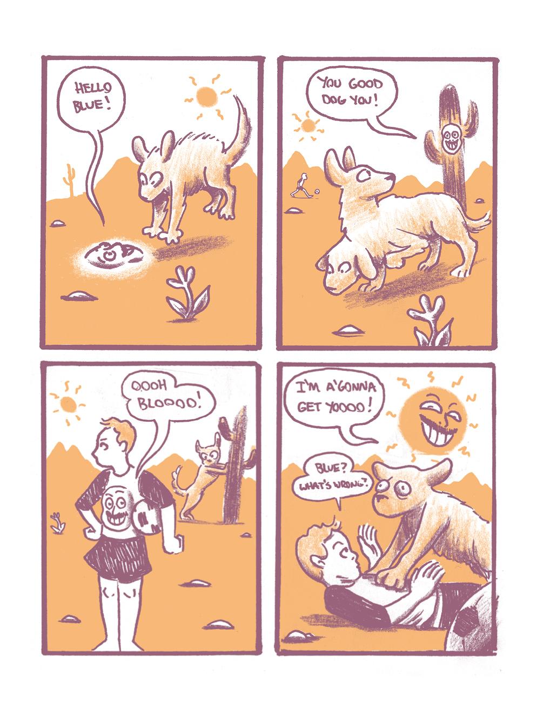 Joanie and Jordie 86-90 - Page 1