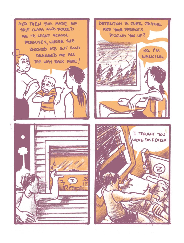Joanie and Jordie 96-100 - Page 1