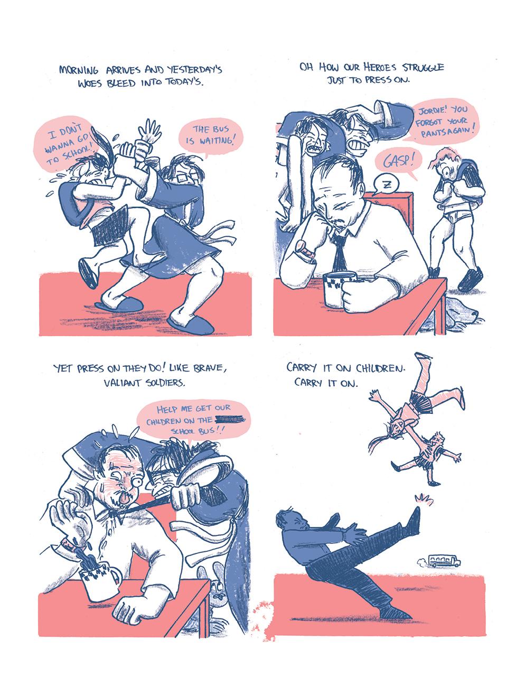 Joanie and Jordie 111-120 - Page 1