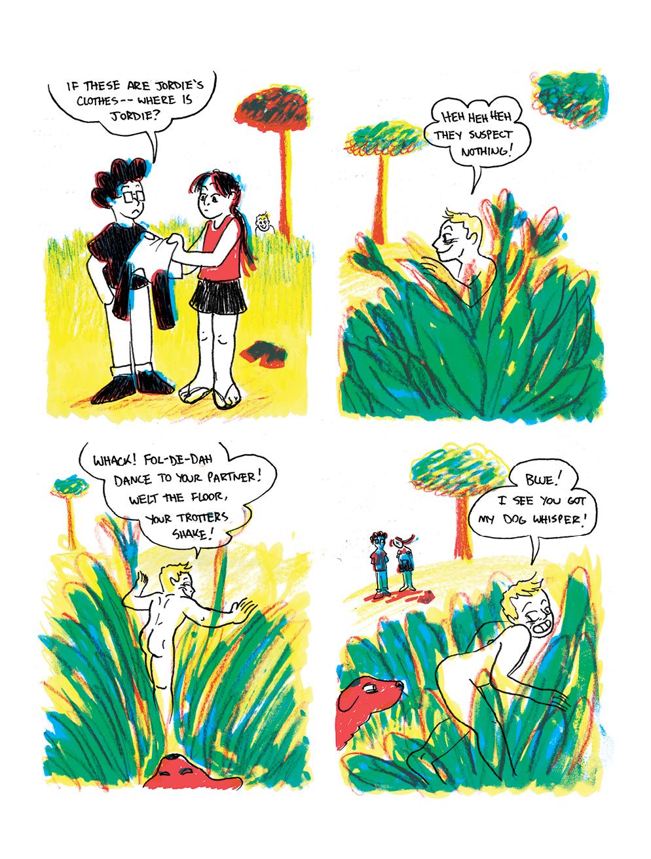Joanie and Jordie 141-150 - Page 1