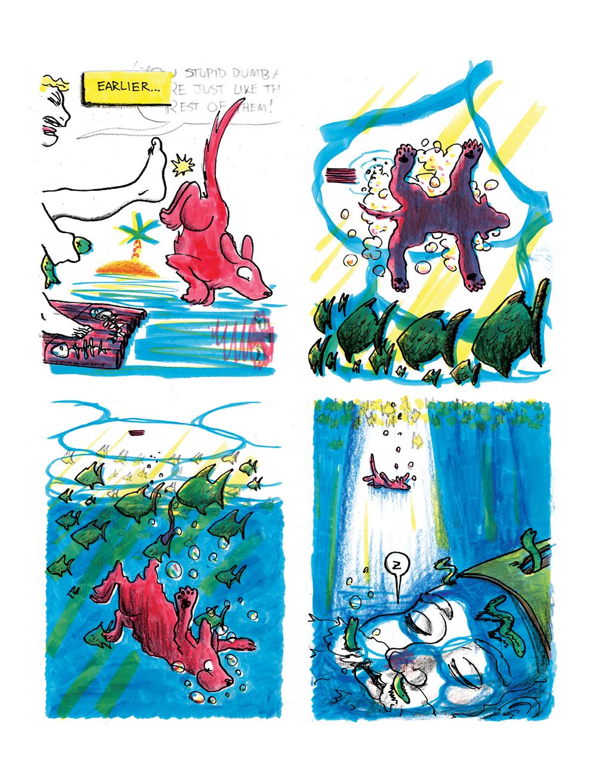 Joanie and Jordie 161-170 - Page 1