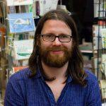 Tom Gauld at Booksmith and Pegasus Books