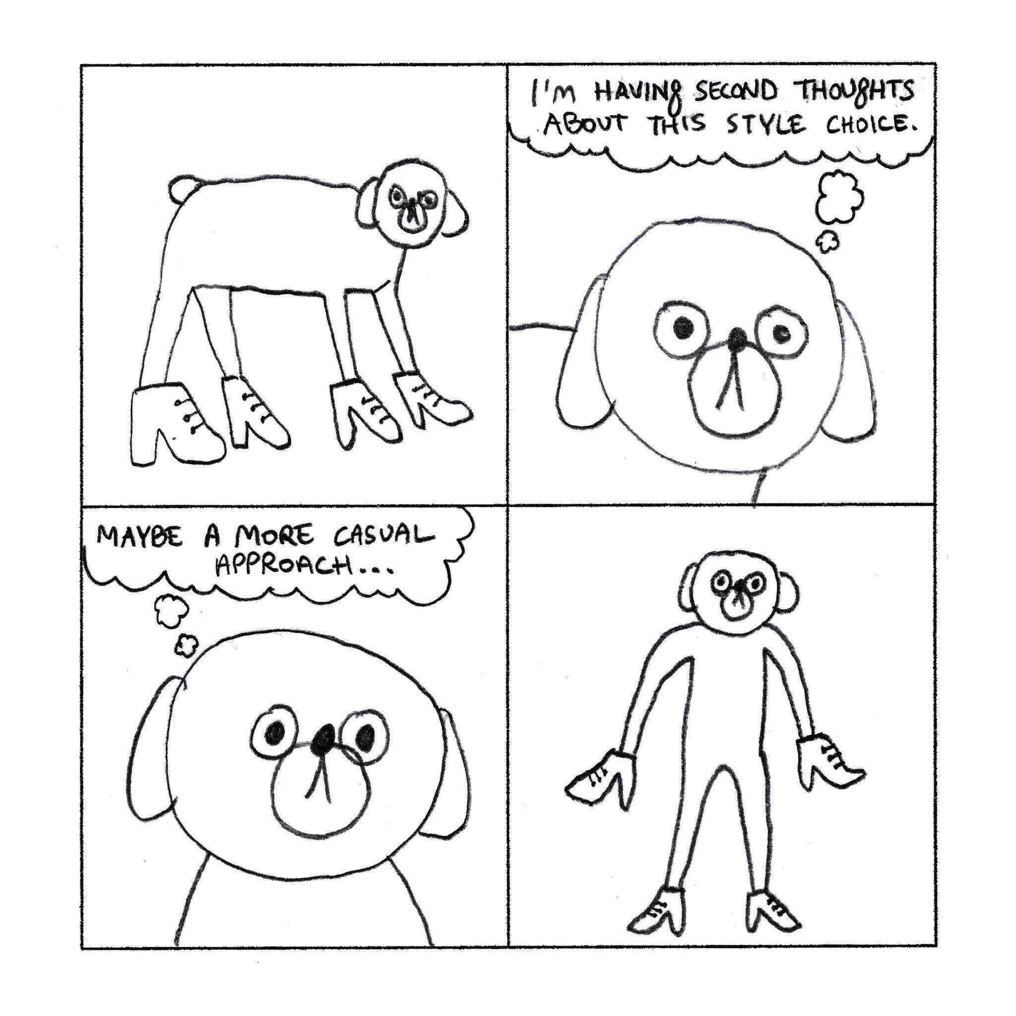 Dog Comics 11-20 - Page 1
