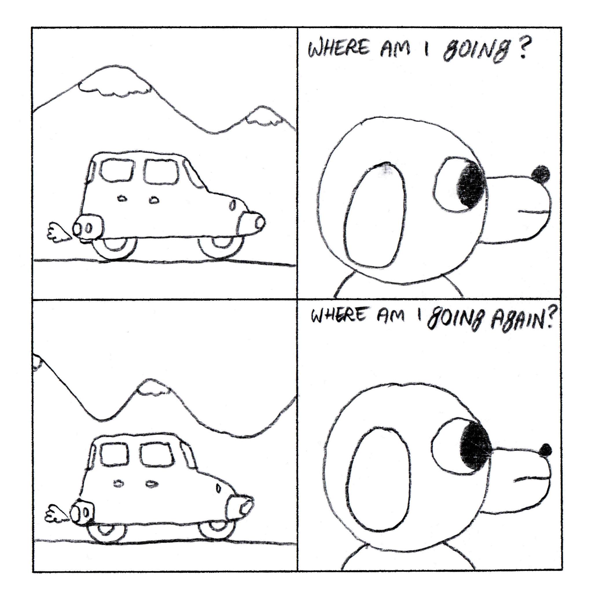 Dog Comics 31-40 - Page 1