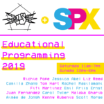 Comics Workbook Workshops at SPX 2019
