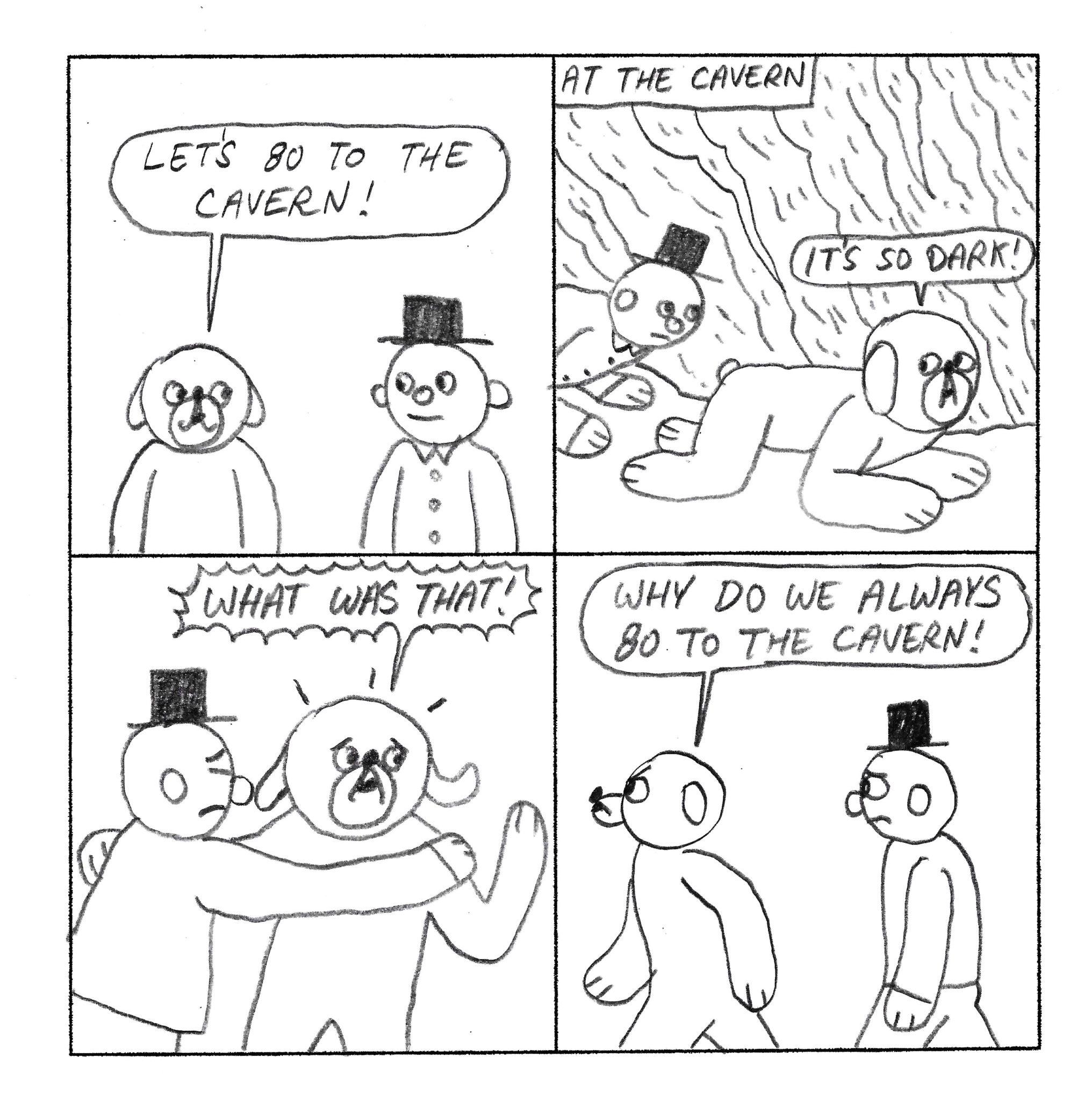 Dog Comics 61-70 - Page 1