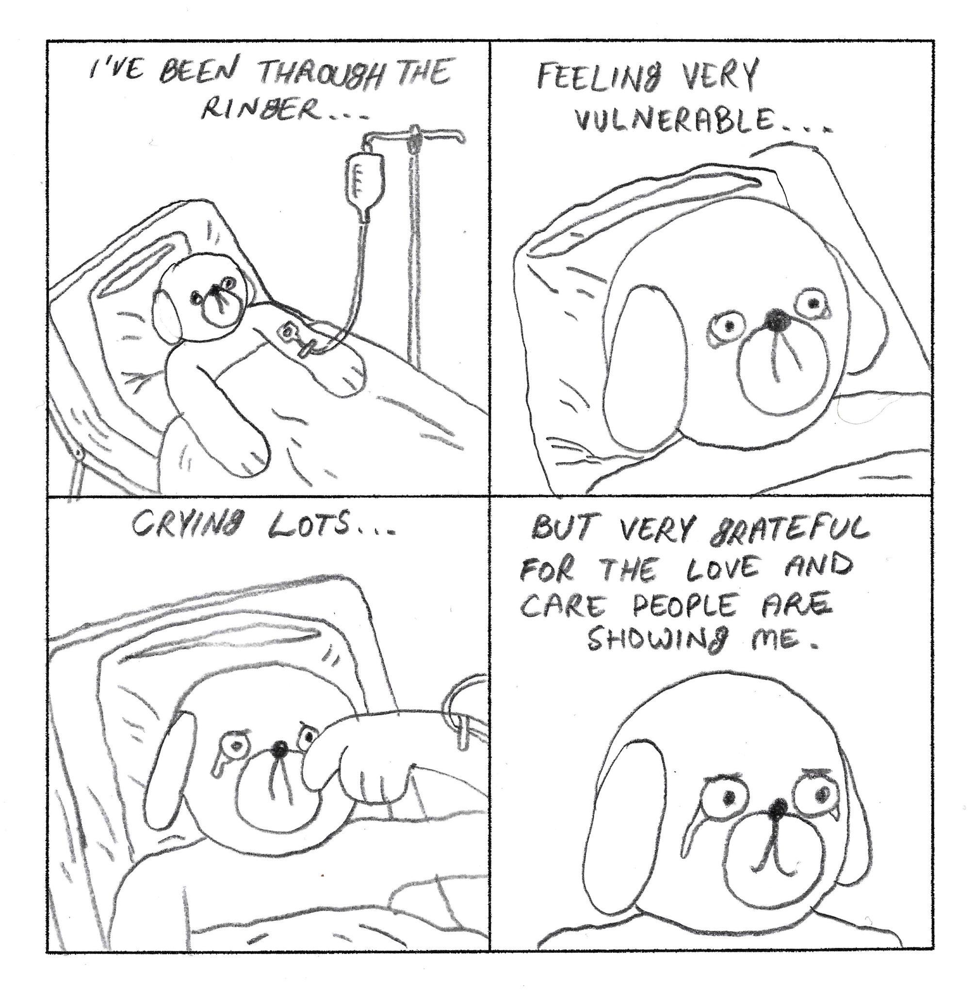 Dog Comics 101-110 - Page 1