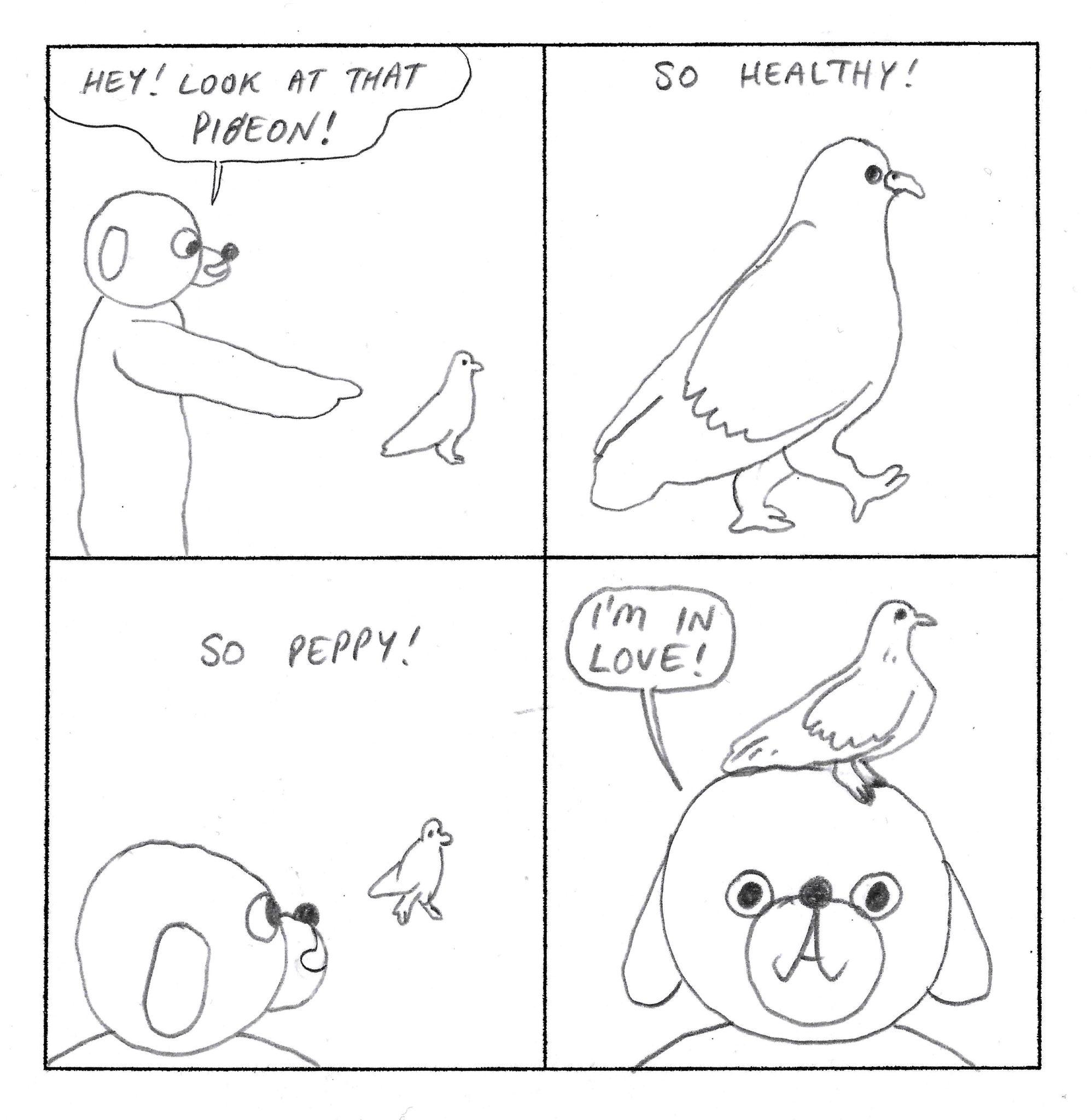 Dog Comics 111-120 - Page 1