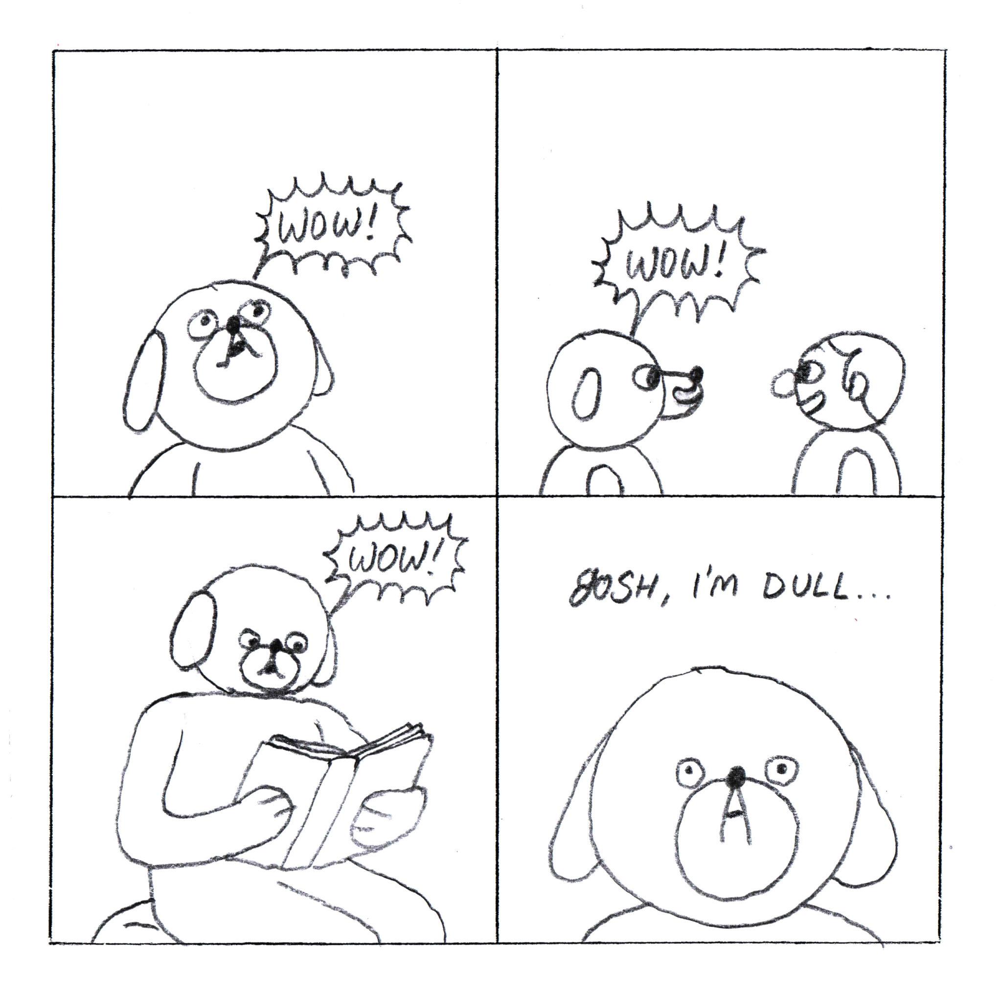 Dog Comics 71-80 - Page 1