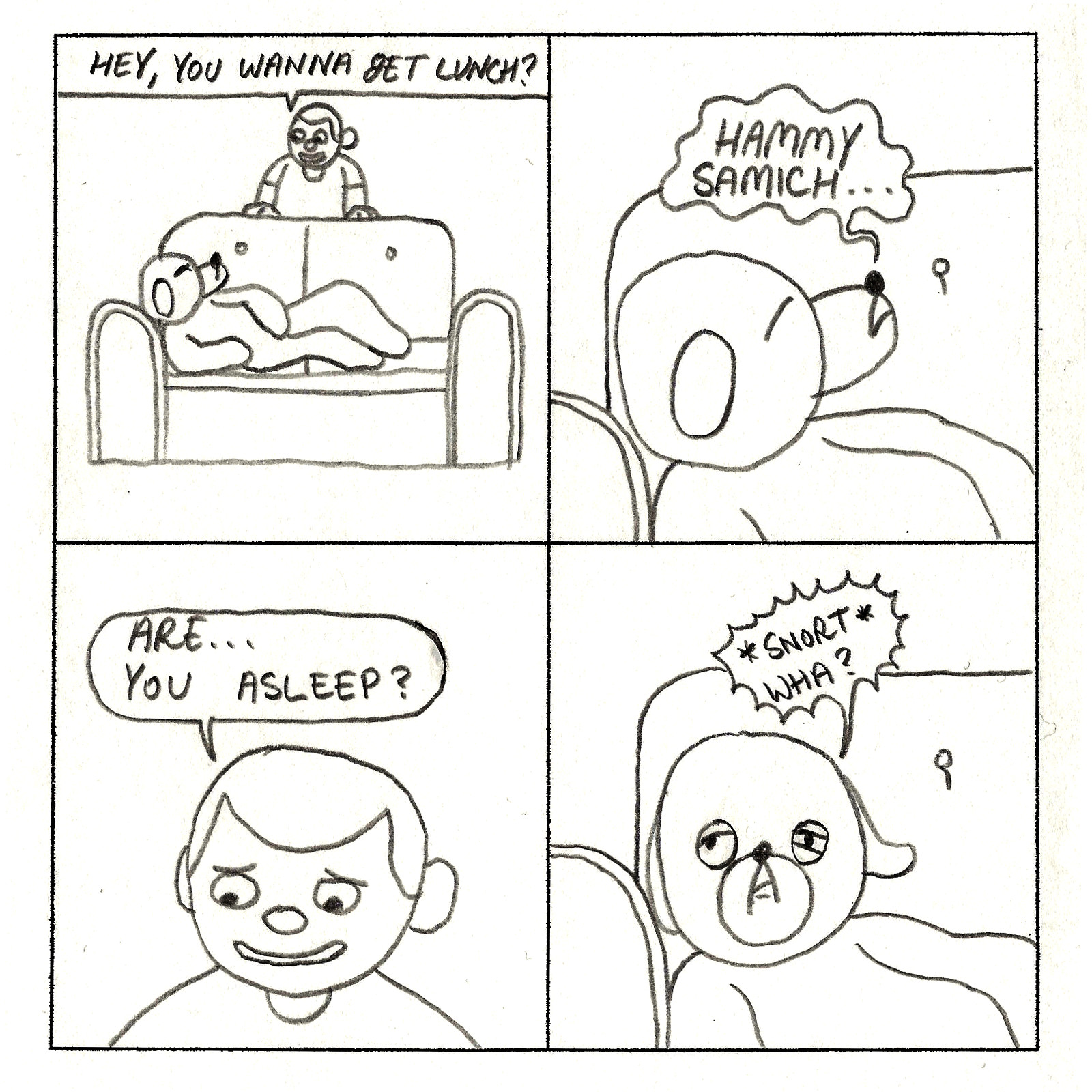 Dog Comics 81-90 - Page 2