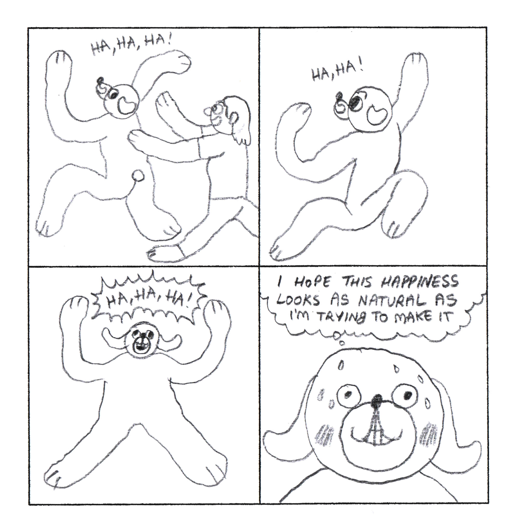 Dog Comics 91-100 - Page 1