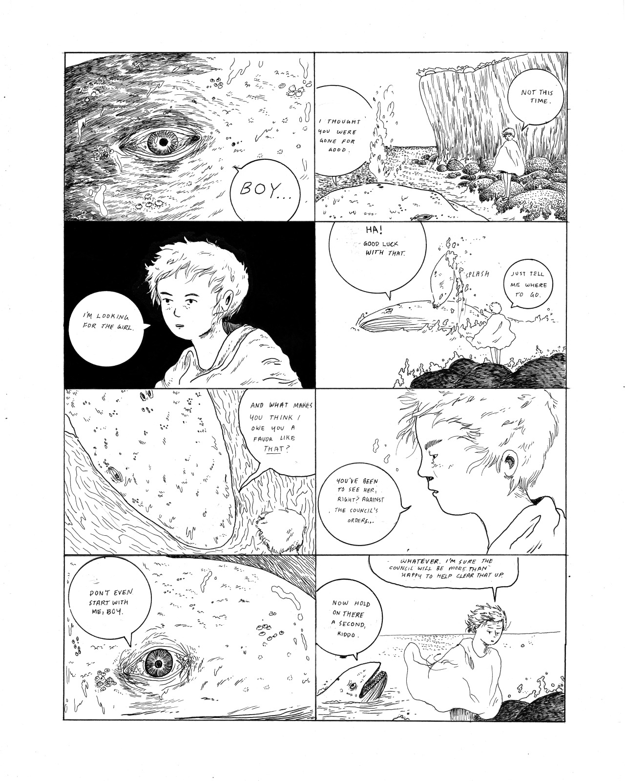 Deluge - Jake Terrell - Page 1