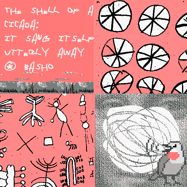 The Shell of a Cicada - Page 1