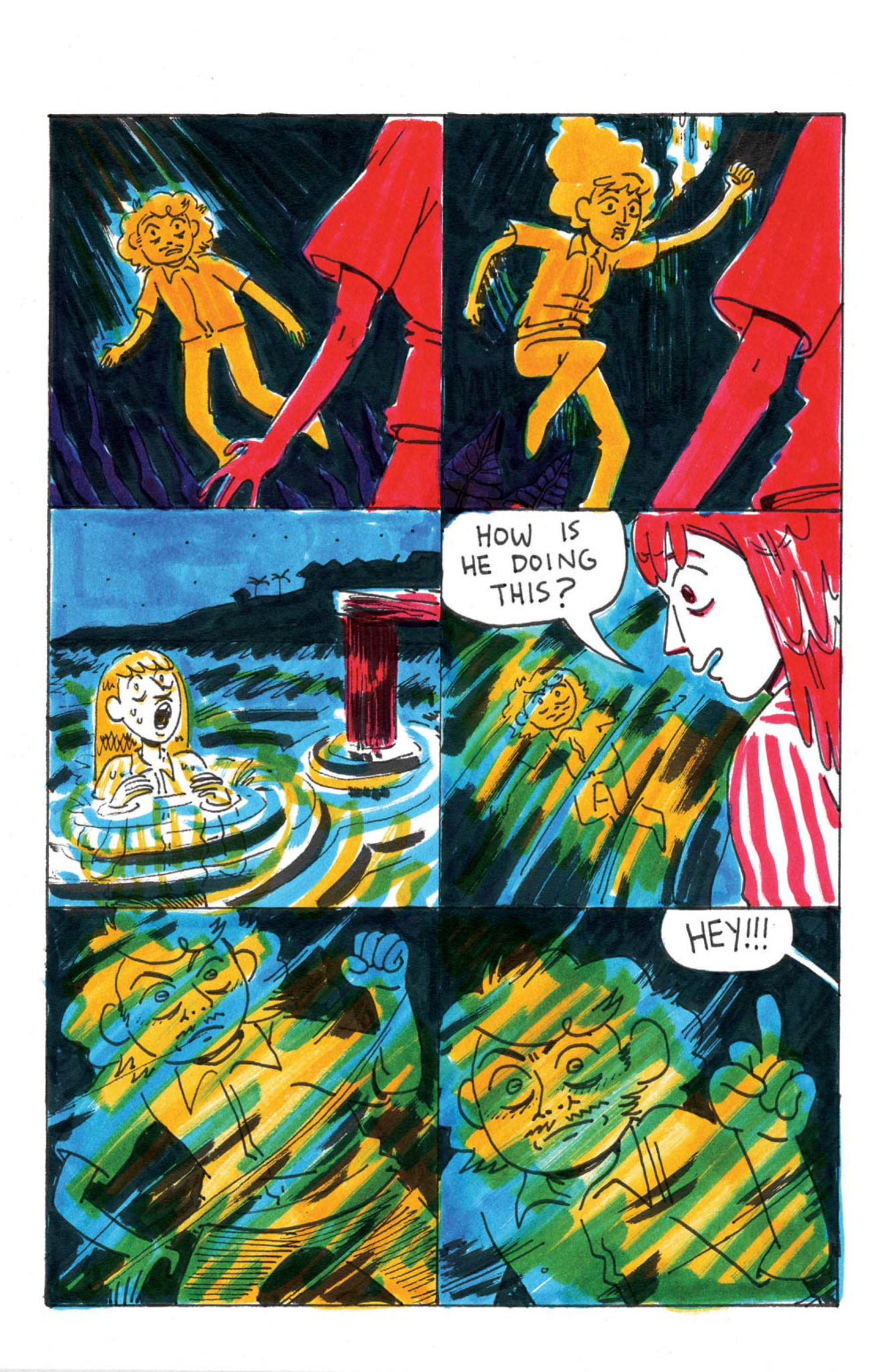 Little Minnow - Page 1