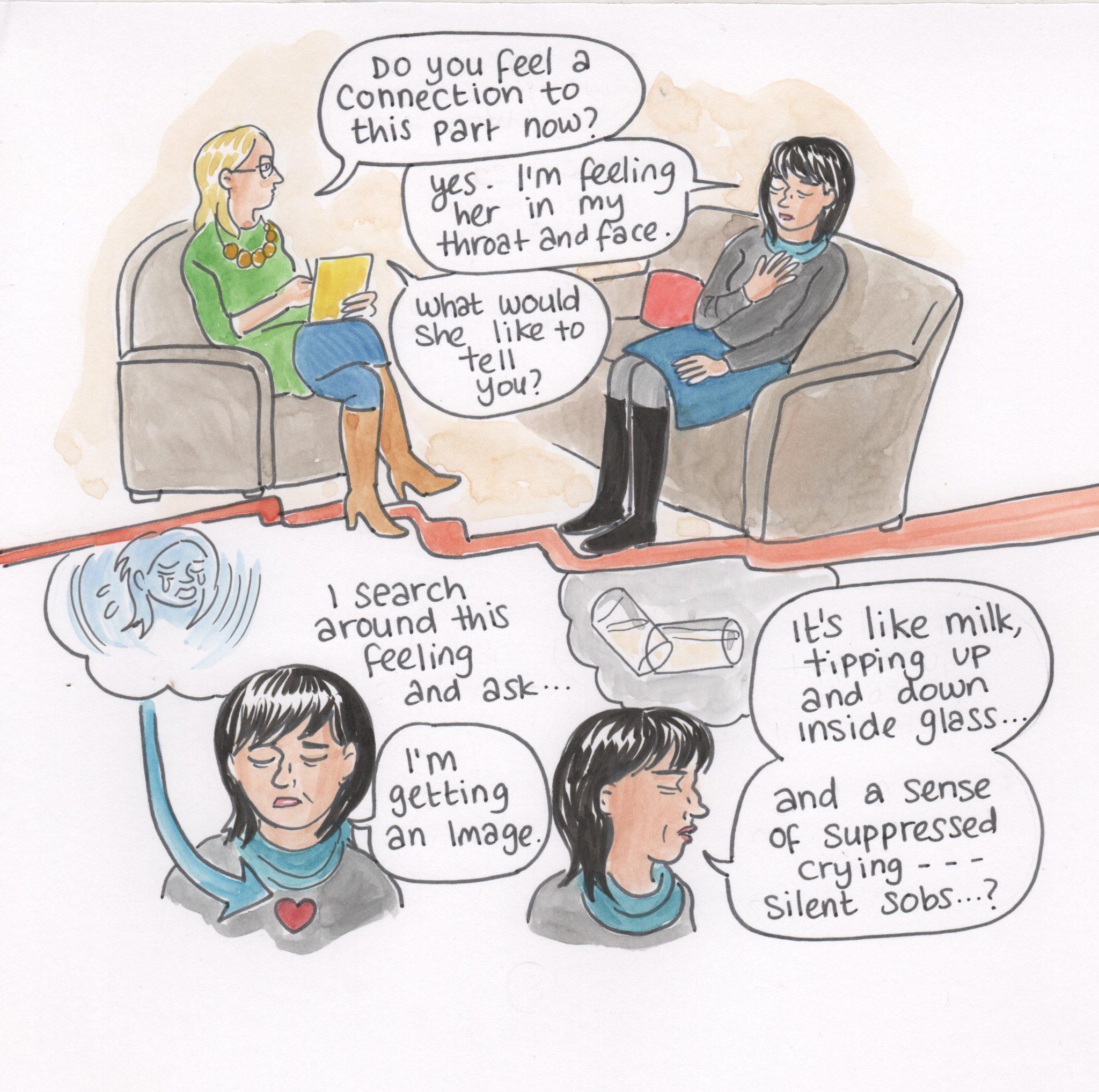 Unburdening - Page 1