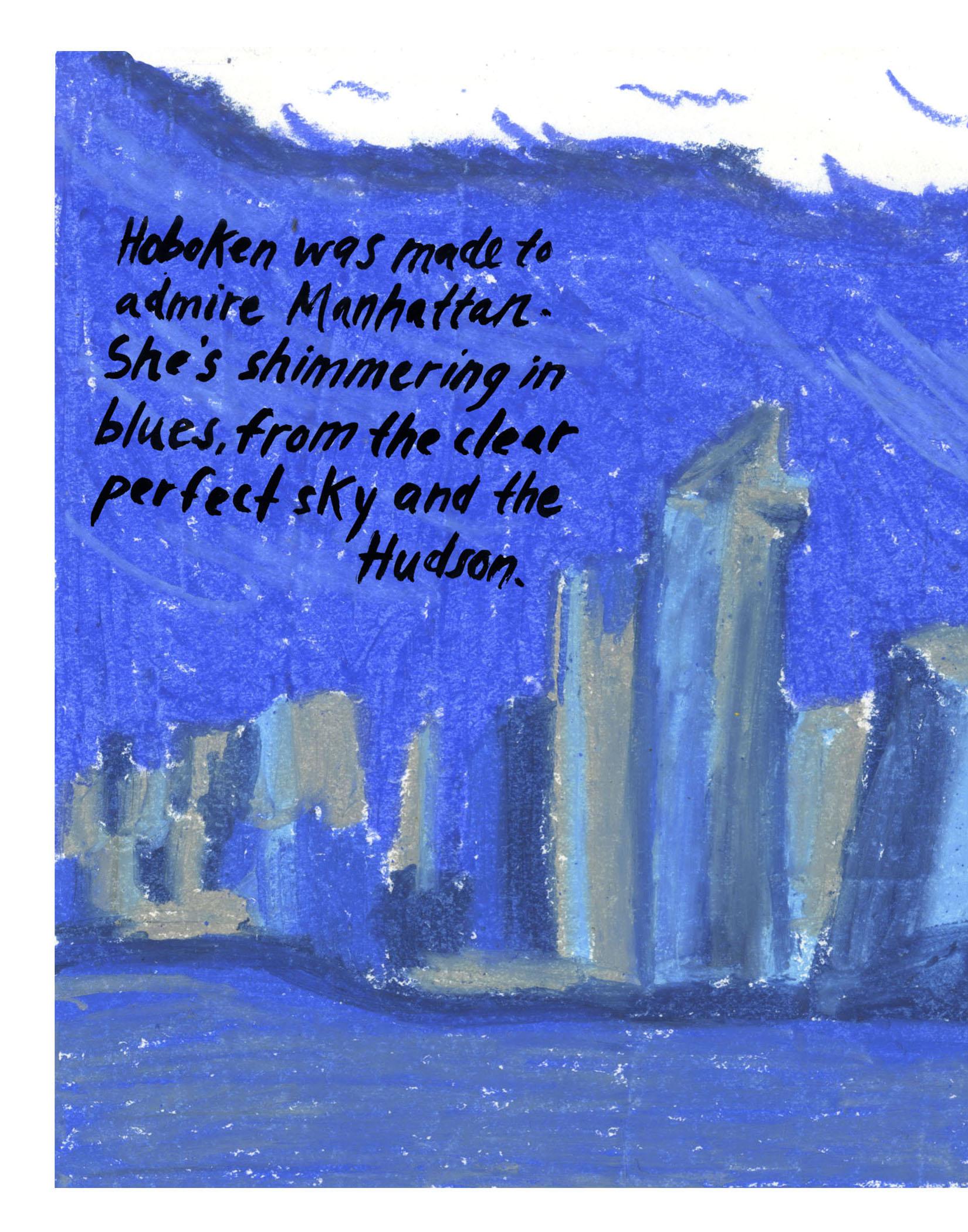 Hoboken - Page 1