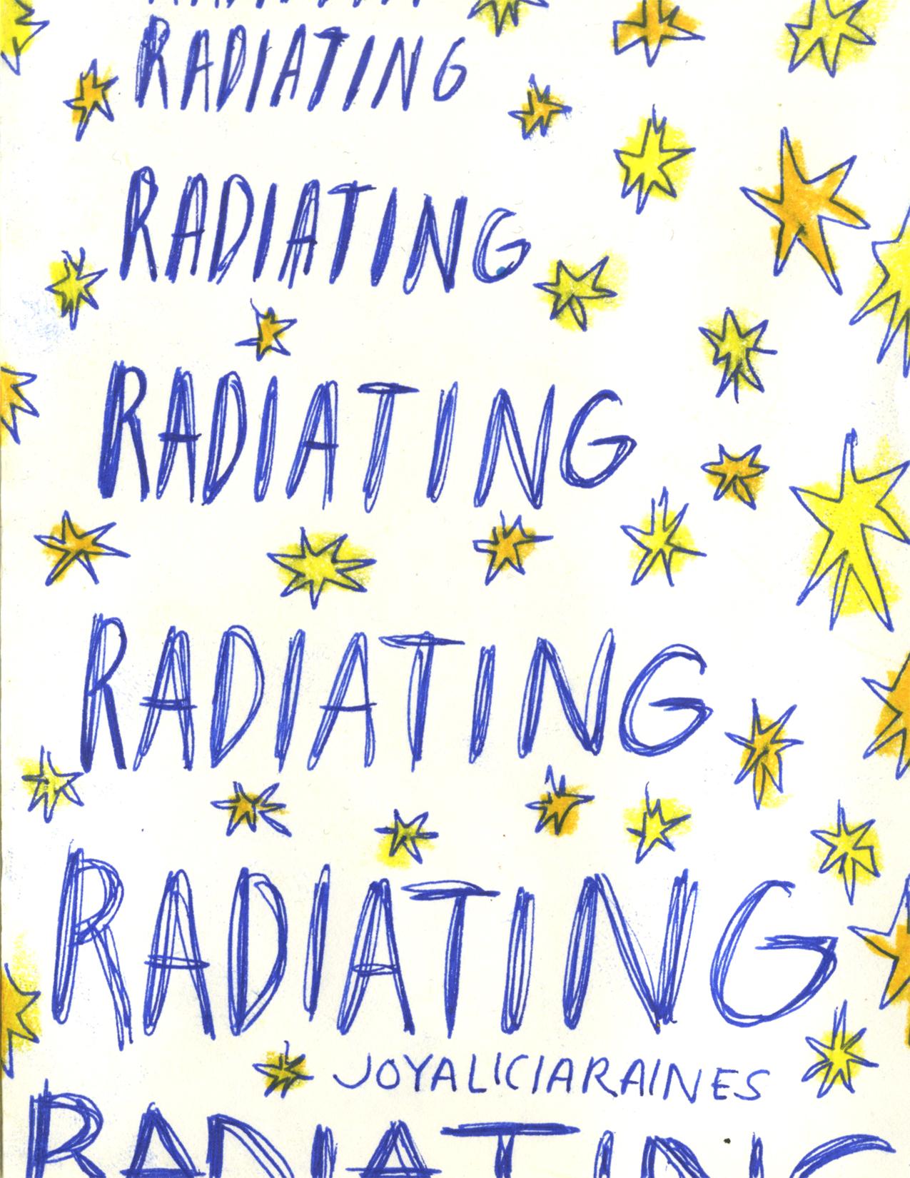 Radiating - Page 1