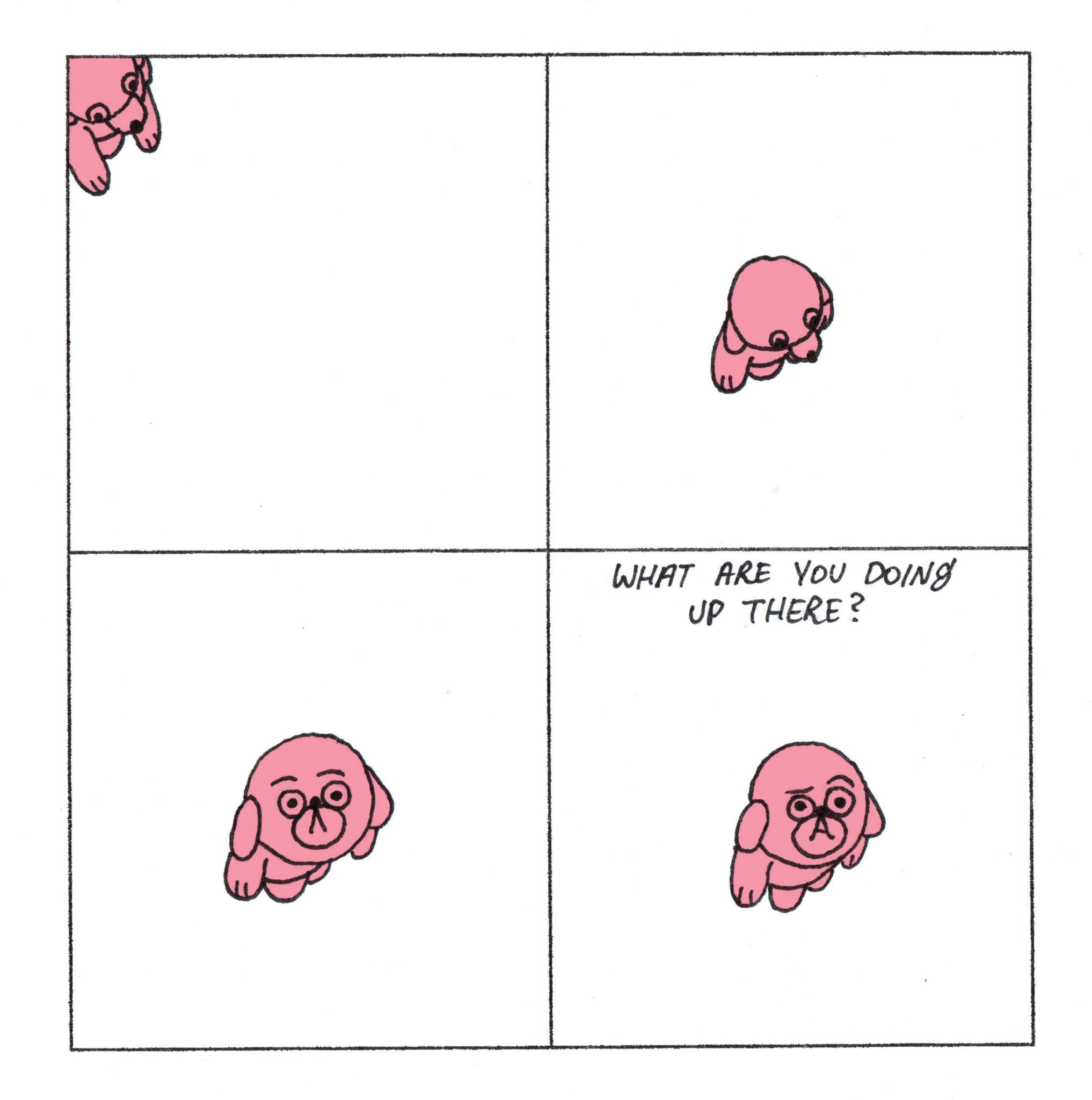 Dog Comics 141-145 - Page 1