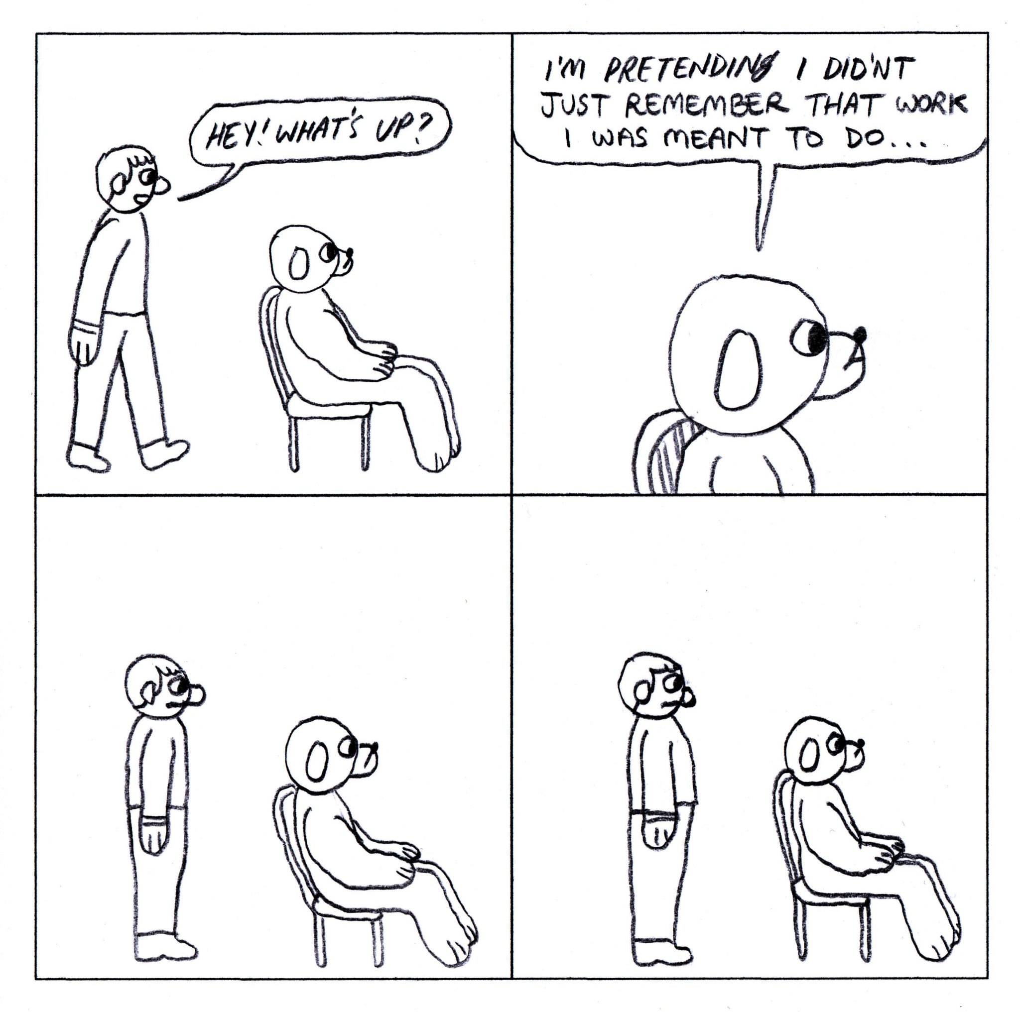 Dog Comics 156-160 - Page 1