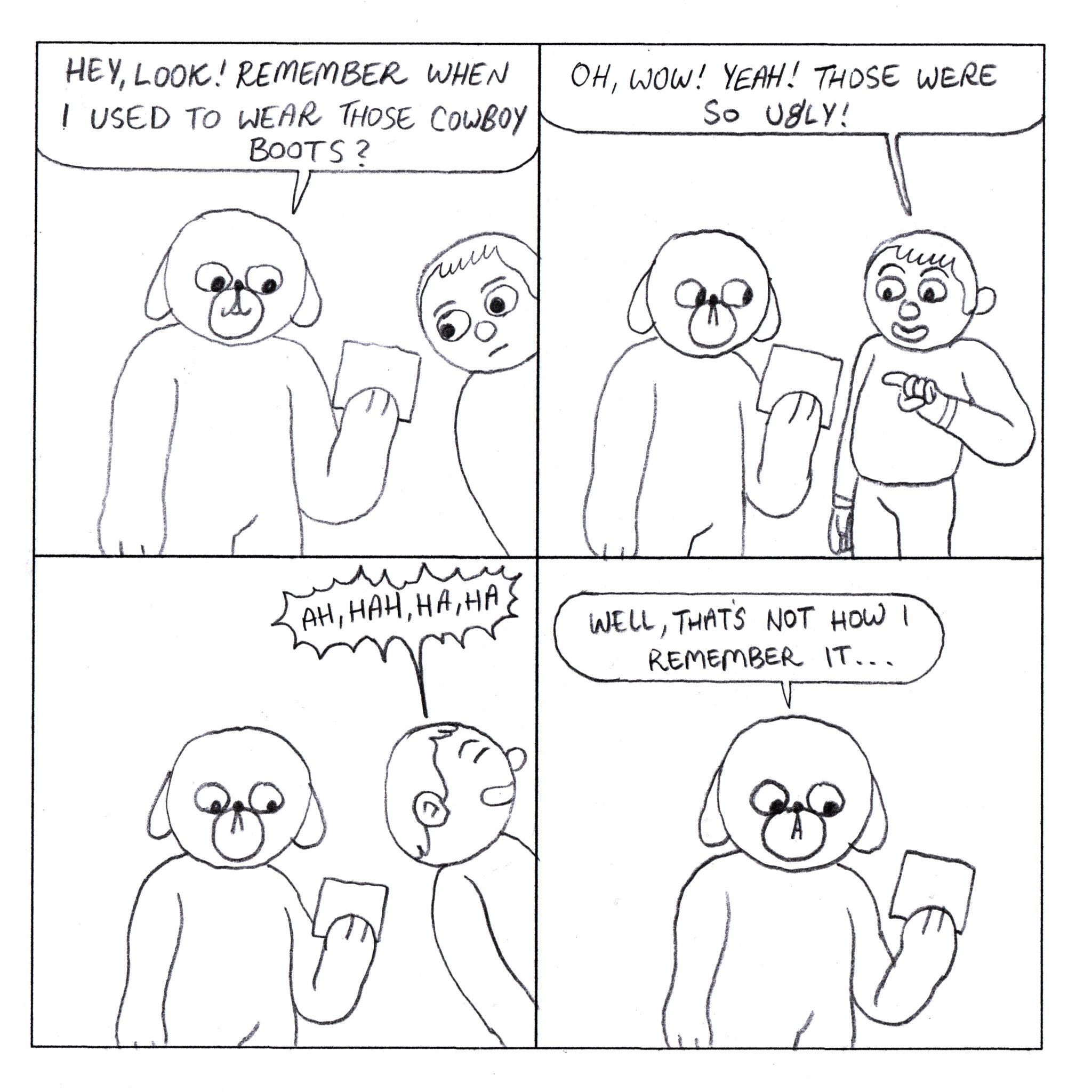 Dog Comics 171-175 - Page 1