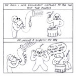 Dog Comics 181-185