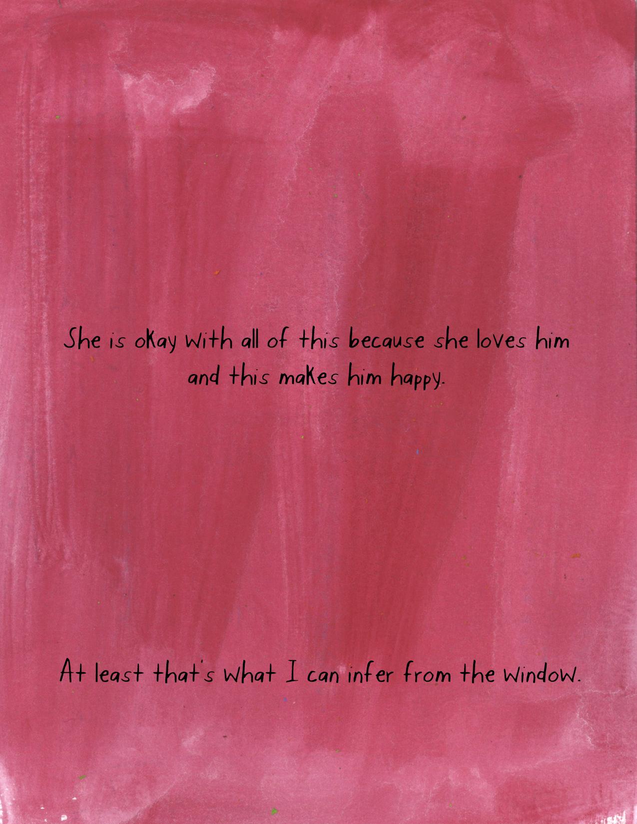 Rear Window (Pt. 1) - Page 1