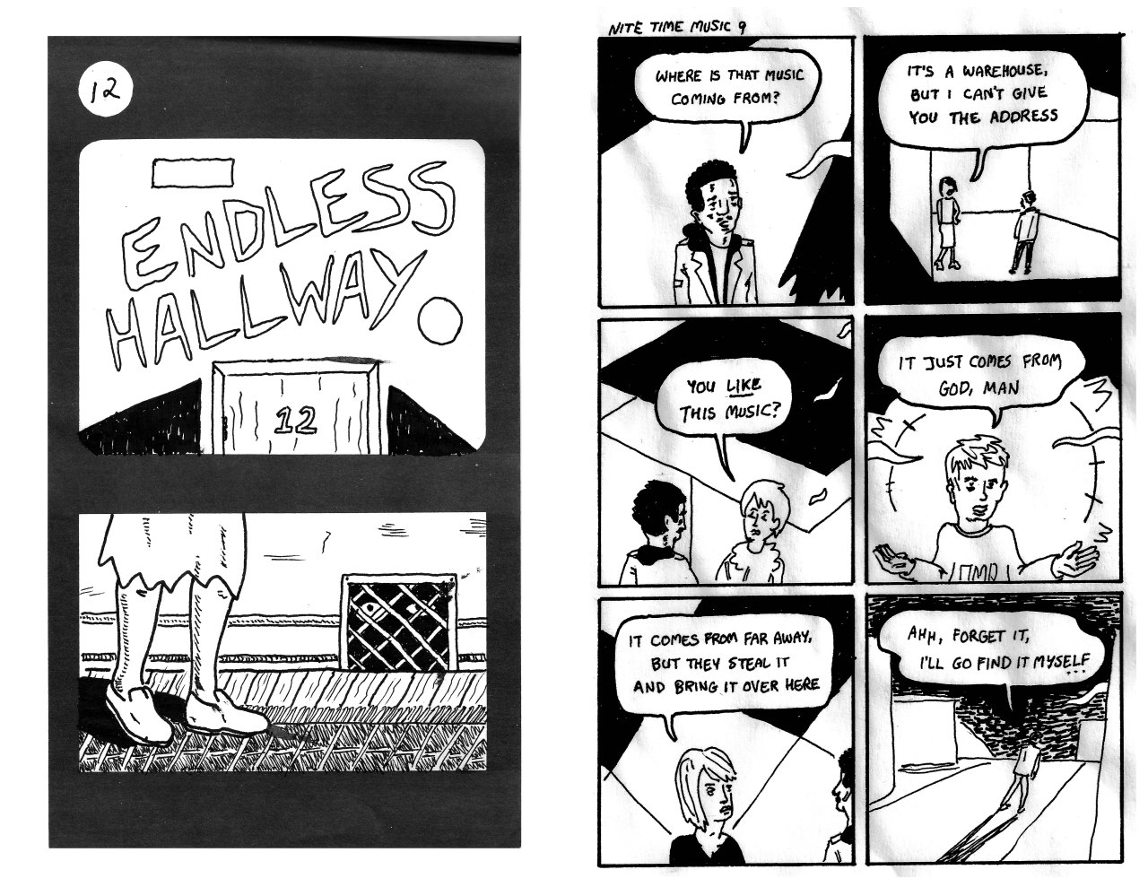 Mystery Town - Issue #6 - Page 1