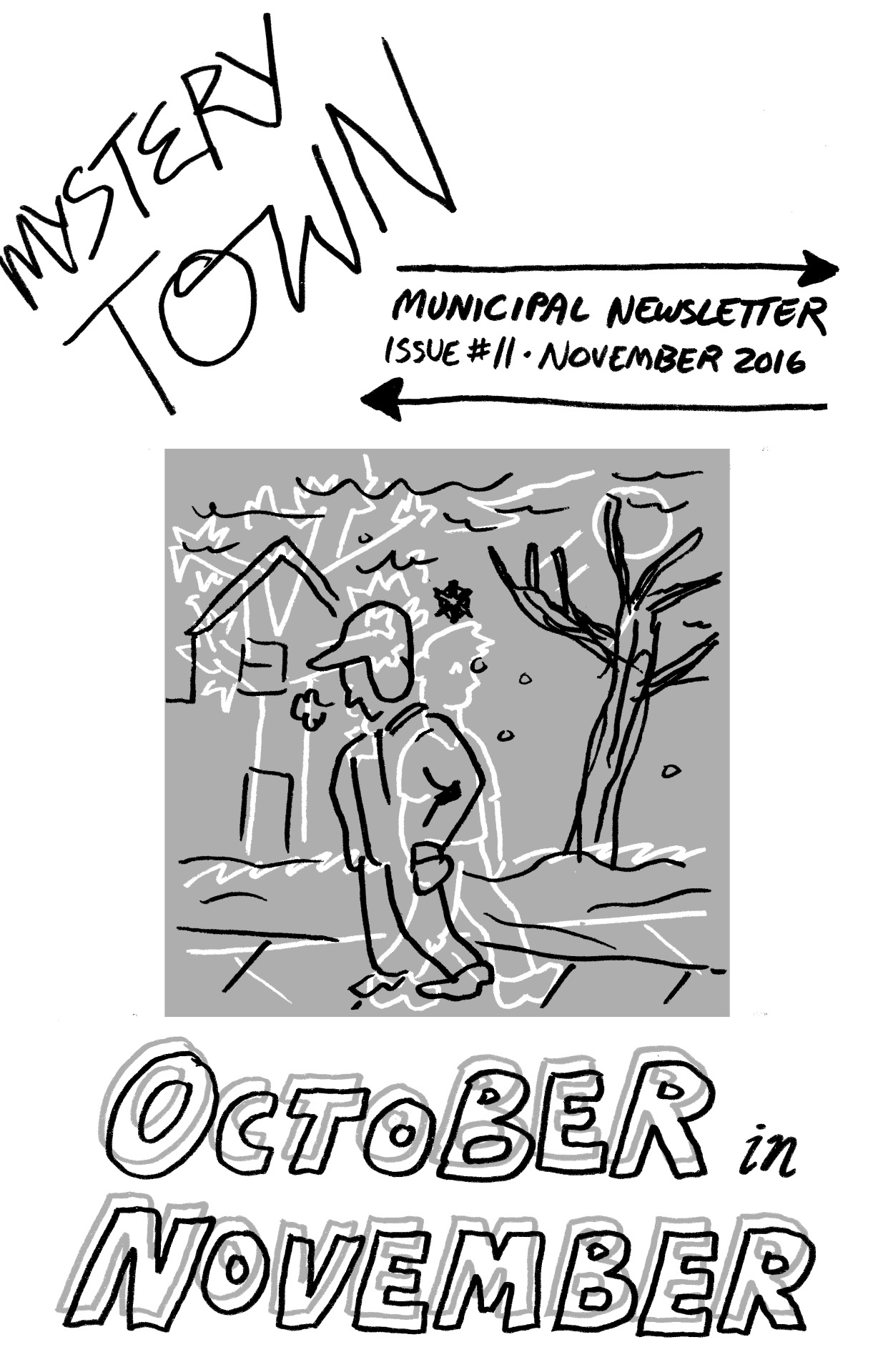 Mystery Town - Issue #11 - Page 1