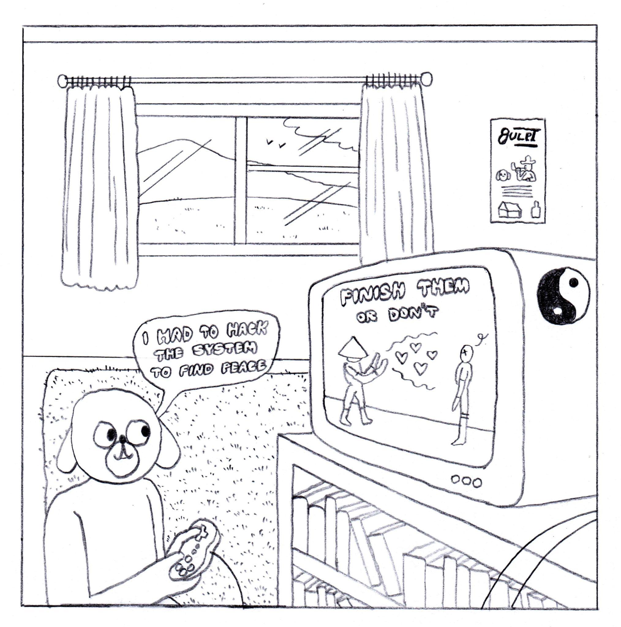 Dog Comics 186-190 - Page 1