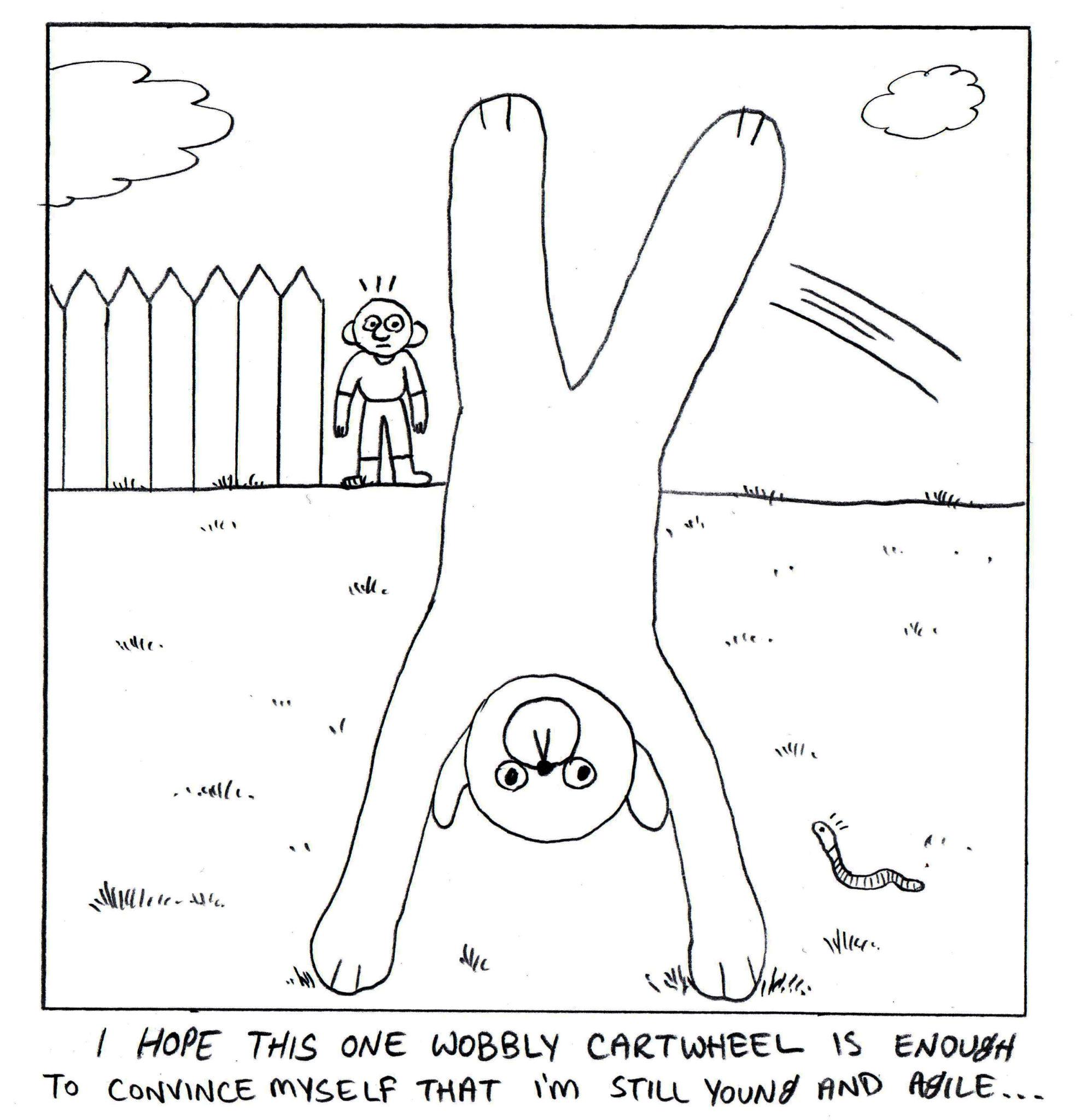Dog Comics 191-195 - Page 1
