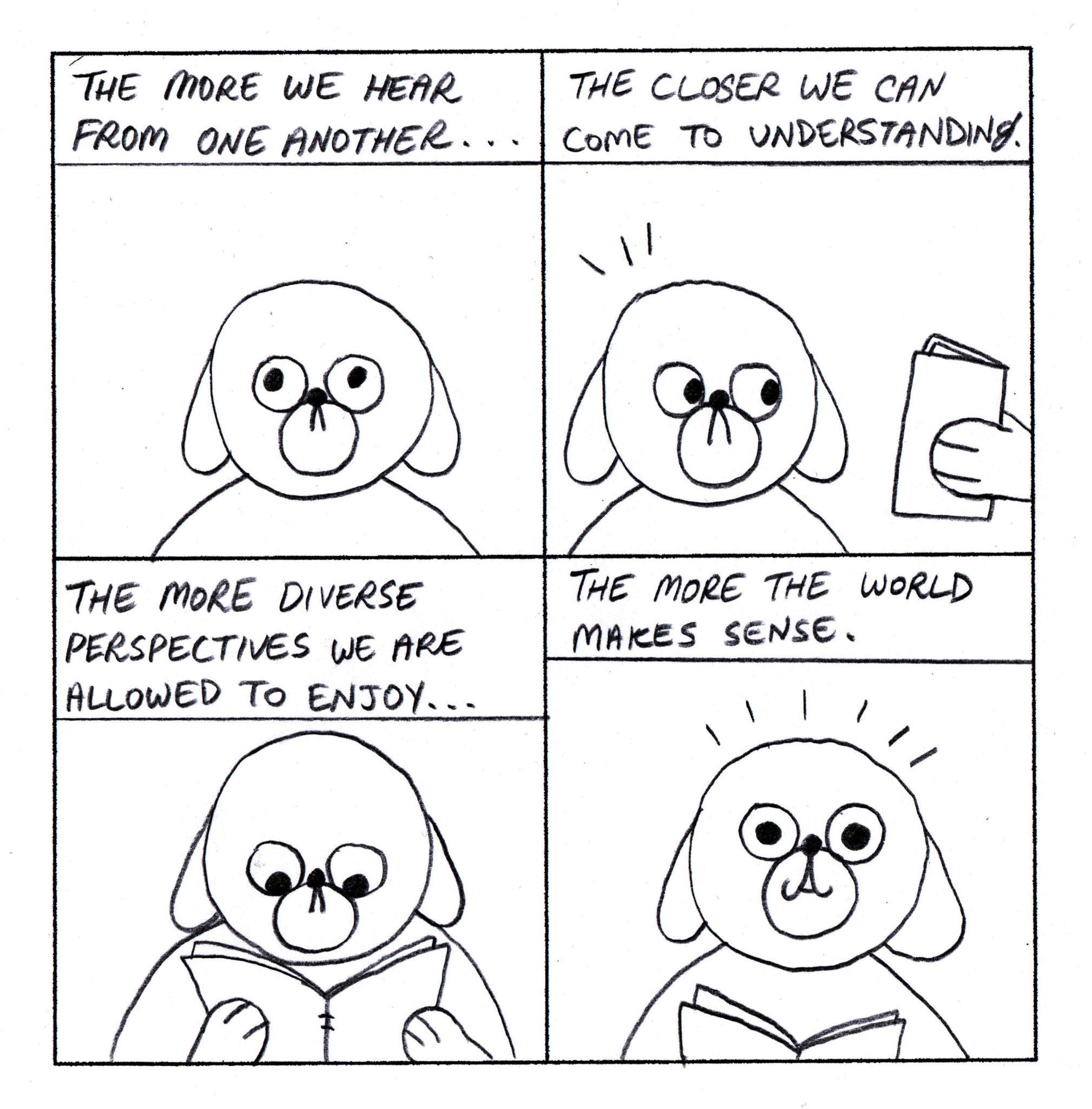 Dog Comics 196-200 - Page 1