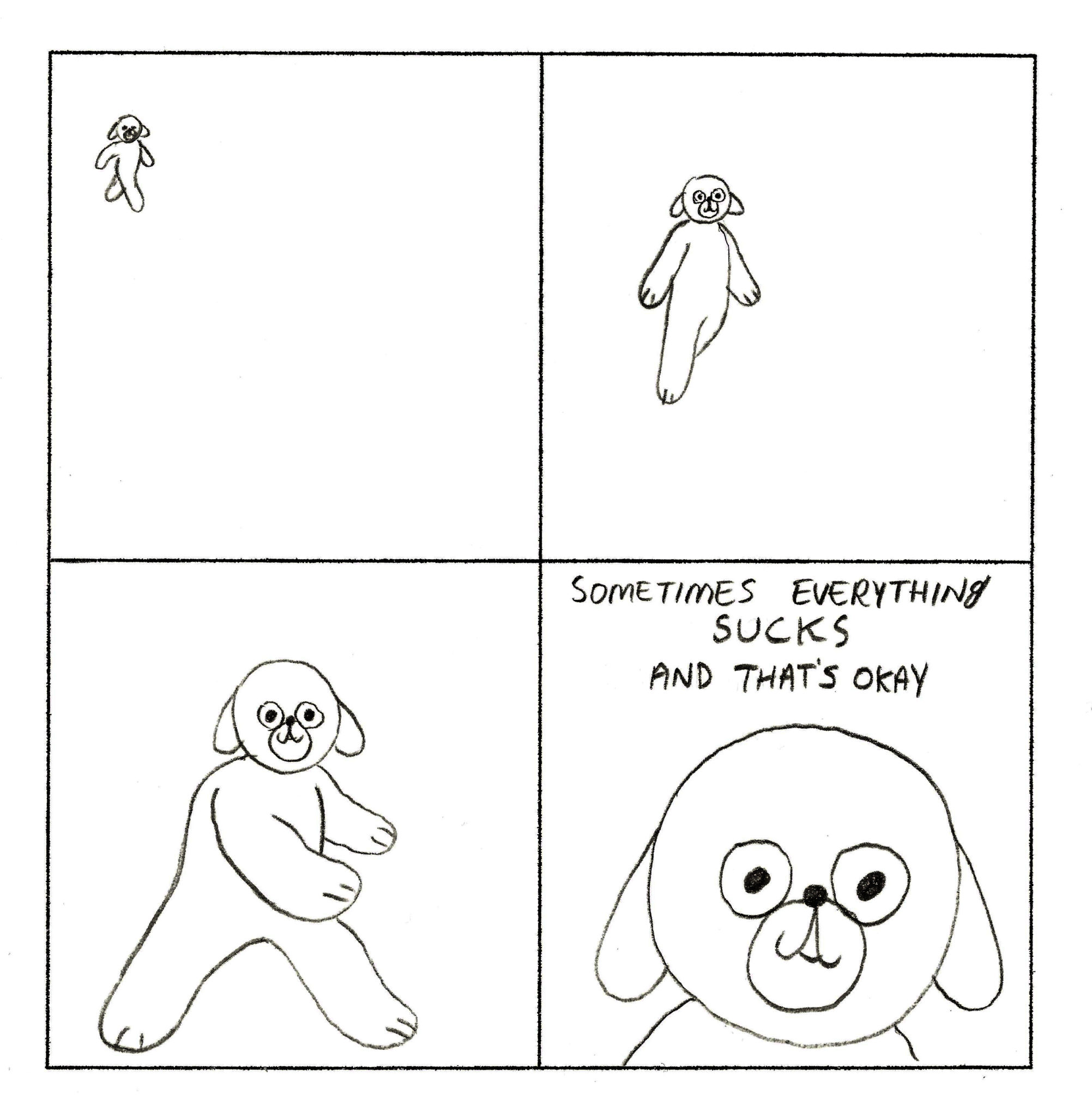 Dog Comics 201-205 - Page 1