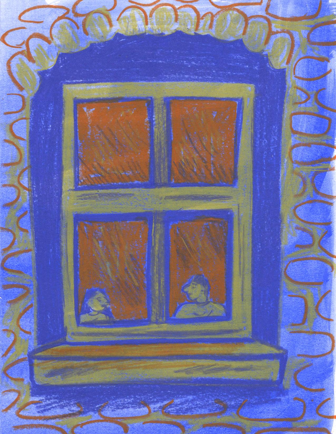 Rear Window (Pt. 3) - Page 1